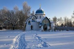 Церковь Рождества Богородицы в селе Надовражино