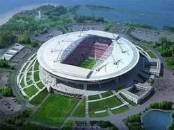 Стадион отфутболили на два года