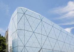 Музей кинематографа - новое крыло