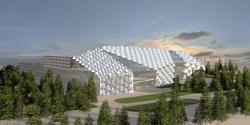 Офисы на солнечной энергии