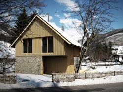 Дом на горнолыжном курорте Бохинь, Словения. 2010