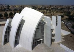 Церковь Юбилея в Риме, 2003 г.