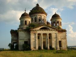По требованию прокуратуры чиновники сохранят для потомков Церковь Живоначальной Троицы