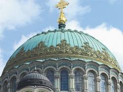 В Кронштадте восстановят Морской собор