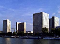 «Национальная библиотека» в Париже