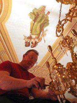 В Большом - как при царе. Реконструкция главной сцены страны близка к завершению