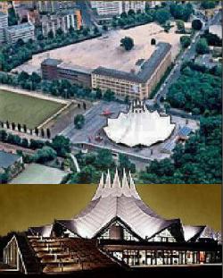 Осуществленная постройка.  Архитектурное бюро «гмп – фон Геркан, Марг и партнеры»