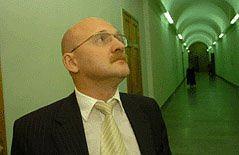 Архитектор Юрий Митюрев, в отличии от китайских коллег, хорошо ориентируется в коридорах Смольного Фото: Михаил Разуваев