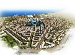 Район Baku White City