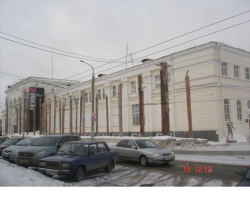 Результаты обследования здания Речного вокзала