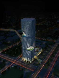Башня Shenzhen Metro