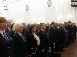 27 марта в Костроме состоялся III парламентский форум «Историко-культурное наследие России