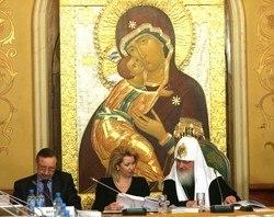 Строить храмы, как корабли. Светлана Медведева назвала дату окончания строительства Морского собора в Кронштадте - март 2012 года