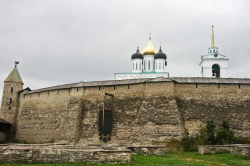 Противостояние города Пскова