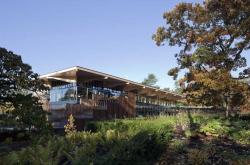 Привратный корпус Джона Хоупа Королевского ботанического сада