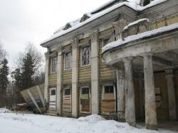 Утрата в усадьбе Виноградово