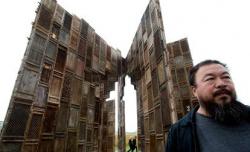 Скульптуры арестованного Ай Вейвея Нью-Йорк увидит с ним или без него
