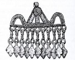 Финно-угорские декоративные элементы в наличниках Мещёры