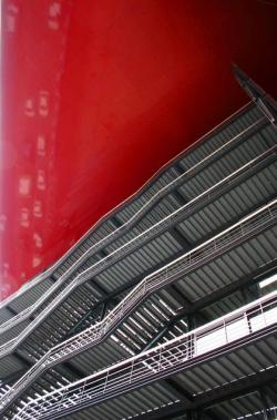 Мадрид. Жан Нувель. Музей королевы Софии. Фото: Николай Малинин