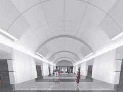 К общему знаменателю. Станции, расположенные на одной ветке метро, оформят в едином стиле