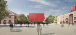 Кампус университета Пикардии – реконструкция цитадели Амьена