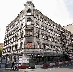 Руины на память. В столице продолжается снос зданий, имеющих историческую ценность