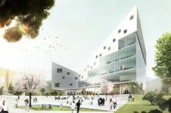 Китайско-датский центр образования и исследований–конкурсный проект
