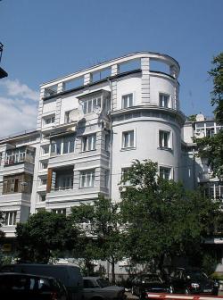 Жилой дом на ул. Дарвина, 5. 1934 г.