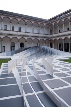 Инсталляция Twirl
