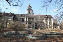 Дом Германа в усадьбе Виноградово - состояние и интерьеры
