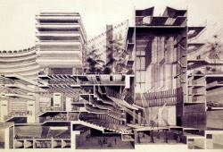 Барбикан: монструозное сооружение и самый большой центр искусств в Европе
