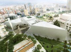 Культурный центр в Тиране