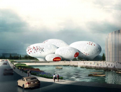Китайский музей комиксов и мультипликации