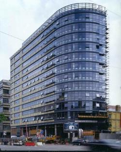 Офисное здание «Волна». «Группа АБВ». Фото: Владислав Ефимов