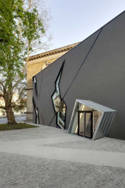 Музей Феликса Нуссбаума – новое крыло