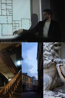 О модерне животворящем в обрамлении руин