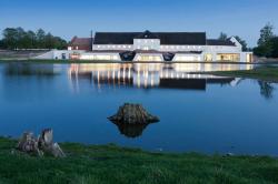 Конференц-центр компании Novo Nordisk