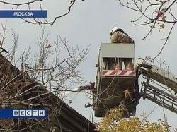 Жителей сгоревшего дома выживали из их квартиры