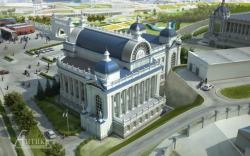 Возле казанского кремля появится ещё один новодел?