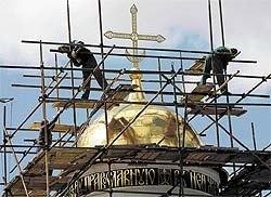 Вернуть свято место. Передавая РПЦ имущество, власти нередко игнорируют проблемы выселяемых организаций