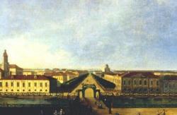 В Петербурге XVIII века кварталы сносились десятками