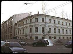 Малый Златоустинский переулок. Угловой дом усадьбы М.Ф. Казакова, 2006 год. Фото: Москва, которой нет