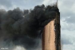 Вентилируемые фасады стали опасны для людей