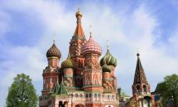 Собор Василия Блаженного: странные башни России?