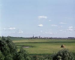 Коттеджи на историческом фундаменте. Историко-культурный ландшафт близ Великого Новгорода (охраняется ЮНЕСКО) отдан под строительство элитного поселка