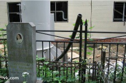 В Санкт-Петербурге погибает бесхозное Шуваловское кладбище