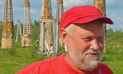 Николай Полисский: «Тут должно быть скромно, тихо, природно и умно»