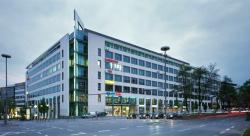 Интерьеры офисного здания Cisco Systems