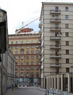 Архитекторы в штатском. Вертолетная площадка увенчала крышу исторического здания на Лубянке