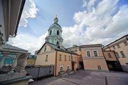 Экскурсия по отреставрированной усадьбе Гончаровых.
